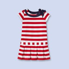 I don't think I've ever seen a cuter dress for the 4th of July!