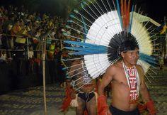 Jogos dos Povos Indígenas2 - Arte plumária dos índios brasileiros – Wikipédia, a enciclopédia livre
