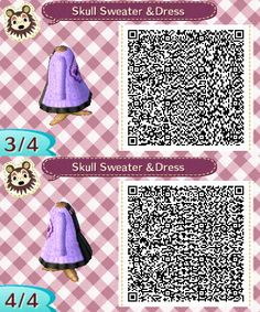 THANKS FOR 29,000+ FOLLOWS! Your number one source for cute Animal Crossing New Leaf QR codes since...