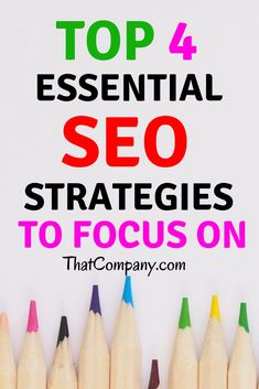When someone talks about SEO strategies, what's the first thing that comes to mind? You may think about link building or content creation, right? Seo Guide, Seo Tips, Seo Strategy, Blogger Tips, Search Engine Optimization, Blogging For Beginners, Make Money Blogging, To Focus, Just For You