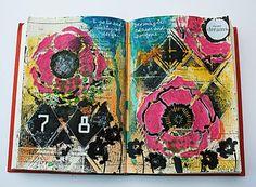 Sweet-dreams-art-journal-page (by Yam_Yvonne1)