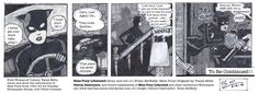 Image result for Miss fury newspaper images
