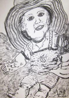 Charcoal on paper. A2 Size, Charcoal, Portraits, Paper, Artist, Inspiration, Biblical Inspiration, Head Shots, Artists