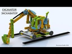 Lego Wedo, Lego Machines, Logo Desing, Lego Robot, Simple Machines, Outdoor Classroom, Lego Technic, Lego Instructions, Cool Lego