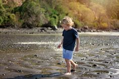 Photograph of a boy walking up a beach by Christchurch family photographer Kirsten Naomi Photography | Family Portraits | Lifestyle Photography | Environmental Portraits | Simply Authentic Boy Walking, Environmental Portraits, Family Images, Before Sunset, Children And Family, Beautiful Children, Lifestyle Photography, Family Photographer, Family Portraits
