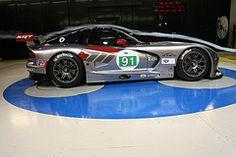 SRT Viper GTS-R ALMS style!