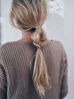 The braid trend we're totally digging || Beauty || The New Perfectly Imperfect Braid