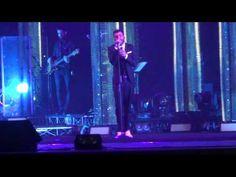 MARCO MENGONI -SPARI NEL DESERTO - L'ESSENZIALE TOUR - Milano 8/5/2013-  @mengonimarco #eurovision