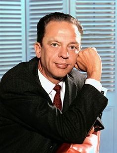 "5X Emmy Winner :Jesse Donald ""Don"" Knotts,July 21, 1924- 2006, Morgantown, West Virginia, United States"