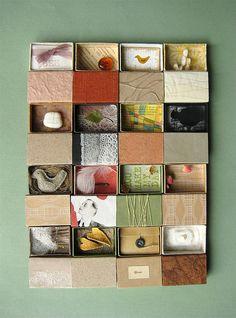 16 days of 'a matchbox a day' by Paperiaarre
