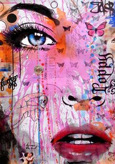 View LOUI JOVER's Artwork on Saatchi Art. Find art for sale at great prices from artists including Paintings, Photography, Sculpture, and Prints by Top Emerging Artists like LOUI JOVER. Portraits, Portrait Art, Poppy Drawing, Abstract Face Art, Abstract Paintings, Street Art, Medium Art, Paintings For Sale, Find Art