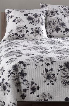 Nordstrom at Home 'Winter Bloom' Duvet Cover available at #Nordstrom