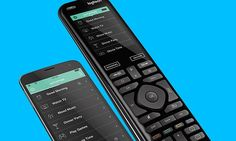 REMOTELY CONTROLLING: Logitech's Harmony Elite works with 270,000 household gadgets