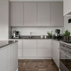 42+ The Hidden Gem of Home Interior Design Contemporary Kitchen Decor - homevignette Wood Interior Design, Home Interior, Kitchen Interior, Kitchen Redo, Home Decor Kitchen, Kitchen Remodel, Minimal Kitchen, Modern Kitchen Design, Beige Kitchen