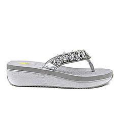 09d0a2ff0d831 Volatile Stillwater Wedge Sandals Wedge Sandals