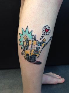 claptrap tattoo - Google Search