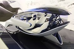 Mercedes-Benz Essence concept by Marcus Notter