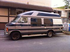 Dodge Van.