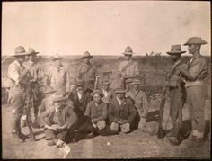 Canadian soldiers in the Boer War with unnamed Boer prisoners of all ages. - http://www.henrileriche.com/canadian-soldiers-in-the-boer-war-with-unnamed-boer-prisoners-of-all-ages/