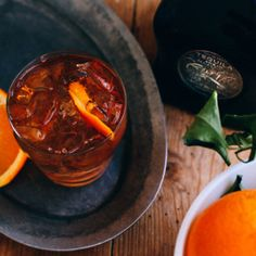 The #CasaNoble Old Fashioned - Tequila Cocktail