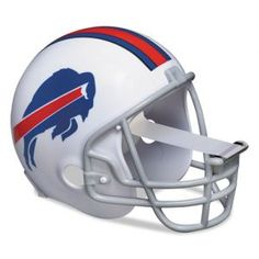 Buffalo Bills NFL helmet scotch tape dispenser from 3M for your home and office. Great gift idea!