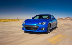 We test the 2013 Subaru BRZ, this tiny 2+2 delivers a knockout. Read more here: http://bit.ly/GIrwdY