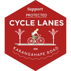 K Road cycle petition