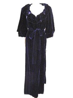 56 Best Vintage Dressing Gowns   Tea Gowns images  fb2900b6a