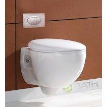 Λεκάνη κρεμαστή FARO, προβ. 50εκ. σε Τιμή προσφοράς 115,00€ από την S-BATH.gr Toilet, Bathroom, Tableware, Kitchen, Washroom, Flush Toilet, Dinnerware, Cooking, Full Bath