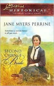 Second Chance Bride by Jane Myers Perrine ~ 3.5 out of 5