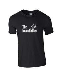 Godfather-inspired Mens T-shirt 'The Grandfather'