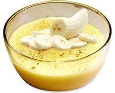 Banana custard flavor eliquid at rainbowvapes Sugar Free Desserts, Sweets Recipes, Baby Food Recipes, Cooking Recipes, Romanian Desserts, Romanian Food, Delicious Desserts, Yummy Food, Dessert Shots