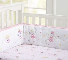 Kirby S Crib Bedding Thanks To Jennifer Jenkins Fairy Nursery Baby
