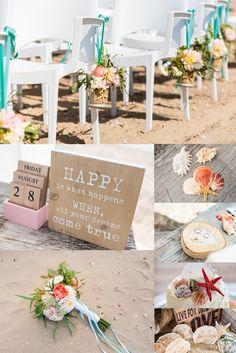 Een bruiloft aan het strand, volledig in Ibiza stijl. Daar worden we vrolijk van! Check ons blog voor meer inspiratie. #strandbruiloft #ibiza #beachwedding #wedding #beach #strand #castricum