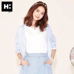 SNSD Yoona - H:Connect 2016 - Korean Magazine Lovers