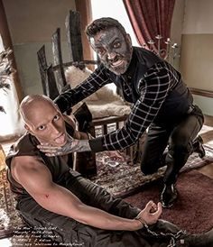 Keith Allan and Joseph Gatt in Z Nation Nation Z, Creepy, Scary, Best Series, Mans World, Keith Allan, Movies And Tv Shows, Joseph, Netflix Series