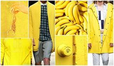 nice Trends: Spring/Summer - Top 10 Colors, Men's Fashion Market S/S 2016