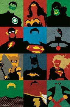 Justice League. DC.