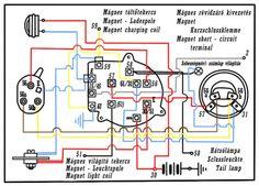 pannonia p10 gyujtás beállítás - Google Keresés Circuit, Magnets, Diagram, Google