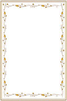 Free Digital Images Vintage, GIF and Clip Art - Artsy Bee Digital Images Frame Border Design, Boarder Designs, Page Borders Design, Borders For Paper, Borders And Frames, Free Frames, Certificate Background, Printable Border, Vintage Borders