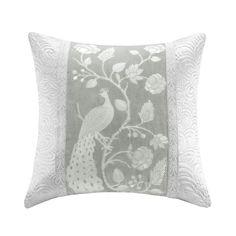 "Natori Madame Ning Square Decorative Pillow, 20"" x 20"""
