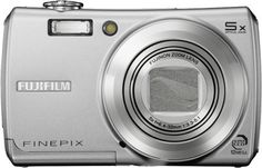 Fujifilm Finepix F100fd 12MP Digital Camera with 5x Wide Angle Dual Image Stabilized Optical Zoom by Fujifilm. $299.90. From the Manufacturer                  Combining a 12-megapixel, 8th-eneration Super CCD with a powerful Fujinon 5x wide-angle optical zoom lens and a 2.7-inch, high-resolution wide-angle LCD, the FinePix F100fd is among Fujifilm's finest compact digital cameras. As with previous F-Series models, the F100fd is a powerful, feature-packed compact digital camera ...