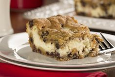 Chocolate Chip Cheesecake | MrFood.com
