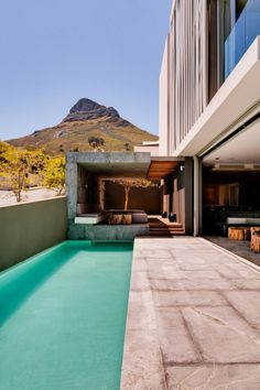 POD, Cape Town, South Africa.