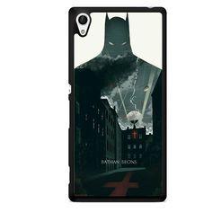 Batman Begins TATUM-1438 Sony Phonecase Cover For Xperia Z1, Xperia Z2, Xperia Z3, Xperia Z4, Xperia Z5