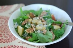Tons of different ideas for good salad combinations #healthy #salad