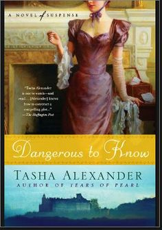 One of my favorites in Tasha Alexander's 'Lady Emily' series (#5). If near death in Constantinople wasn't challenge enough, recuperating at the mother-in-law's house in Normandy certainly is.