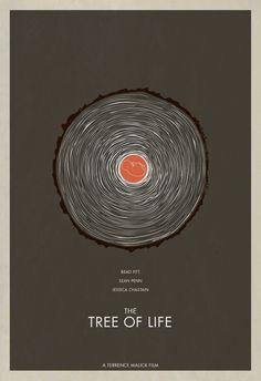 Tree of Life movie poster (Hunter Langston)
