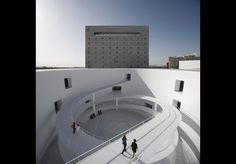 Andalusia's Museum of Memory by Alberto Campo Baeza, Granada, Spain | Buildings | Architectural Review