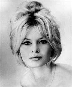 Bridgette Bardot...classic French beauty